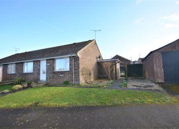 Thumbnail 2 bedroom semi-detached bungalow for sale in Filbridge Rise, Sturminster Newton