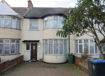 Thumbnail 3 bed terraced house for sale in Burnside Crescent, Wembley