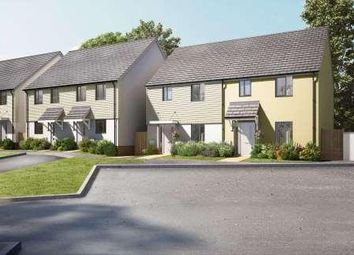 Thumbnail 2 bed semi-detached house for sale in St Mary's View, Tamerton Follot, Plymouth, Devon