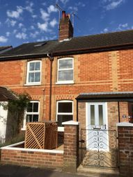 Thumbnail 2 bed terraced house to rent in Grove Road, Wimborne
