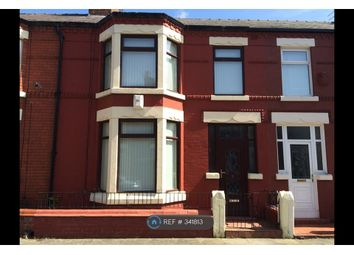 Thumbnail 3 bed terraced house to rent in Nelville Road, Liverpool
