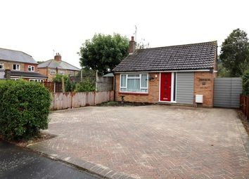 Thumbnail 1 bed bungalow to rent in Toulmin Road, Chelmsford