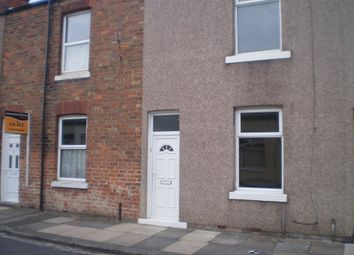 Thumbnail 2 bed terraced house to rent in Brunton Street, Darlington