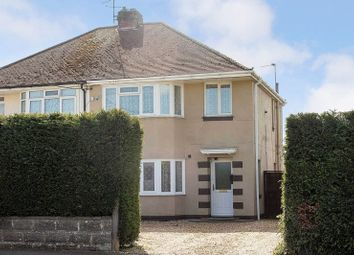 Thumbnail 3 bed semi-detached house for sale in Salisbury Road, Totton, Southampton