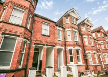 Thumbnail 5 bed terraced house for sale in Radnor Park Crescent, Folkestone