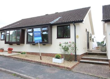 Thumbnail 1 bedroom bungalow for sale in Ashley Road, Uffculme, Cullompton