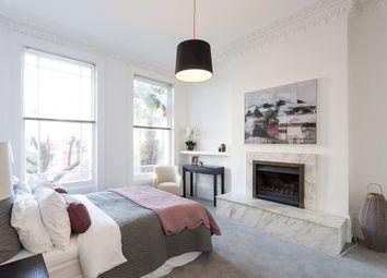 Thumbnail 1 bed flat for sale in Allfarthing Lane, London