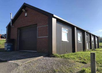 Thumbnail Warehouse to let in Unit 36 Enterprise Park, Dorchester