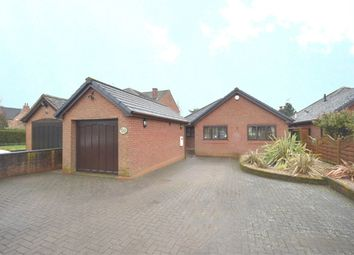 Thumbnail 3 bed detached bungalow for sale in Fair Close, Frankton, Warwickshire