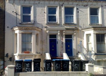 Thumbnail 1 bed flat to rent in Godwin Road, Margate, Margate