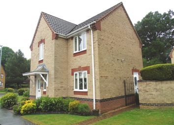 Thumbnail 3 bed detached house to rent in Fitzgerald Close, Ely