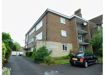 Thumbnail 1 bedroom flat for sale in Rectory Road, Worthing