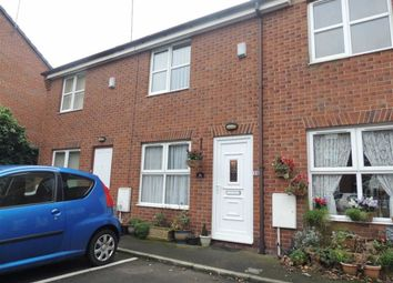 Thumbnail 2 bed terraced house for sale in Ashton Road, Denton, Manchester