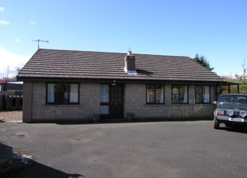 Thumbnail 2 bed detached bungalow to rent in Meadowcroft Park, Thropton, Morpeth