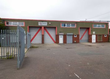 Thumbnail Light industrial to let in Cavendish, Lichfield Road Industrial Estate, Tamworth