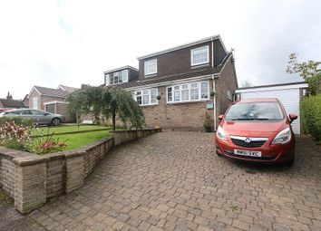 Thumbnail 5 bed semi-detached bungalow for sale in Moss Lane, Ashbourne, Derbyshire
