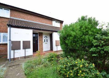 Thumbnail 1 bed maisonette for sale in Leygreen Close, Luton