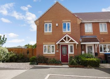 Thumbnail 3 bed terraced house for sale in Sandford Close, Wingate