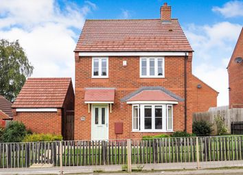 Thumbnail 4 bed detached house for sale in Stafford Road, Huntington, Cannock