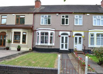 Thumbnail 3 bed terraced house for sale in Allesley Old Road, Allesley, Coventry, West Midlands