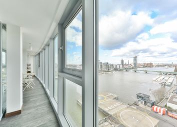 Thumbnail 2 bed flat for sale in Altura Tower, Battersea