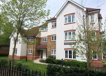 Thumbnail 2 bed flat to rent in Fircroft Road, Englefield Green, Egham