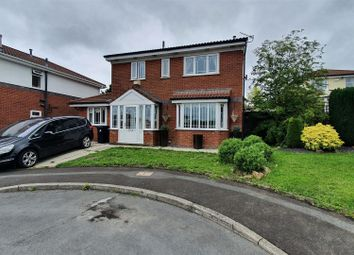 4 bed detached house for sale in Lime Close, Dukinfield SK16