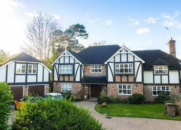 Thumbnail 6 bed detached house to rent in Fairmile Lane, Cobham