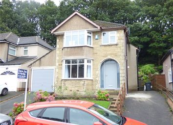Thumbnail 3 bed detached house for sale in Avondale Road, Shipley, West Yorkshire