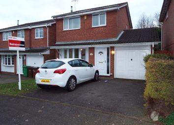 Thumbnail 3 bed detached house for sale in Lancaster Way, Strelley, Nottingham, Nottinghamshire