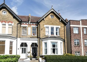 Thumbnail 3 bed flat to rent in Lewin Road, London