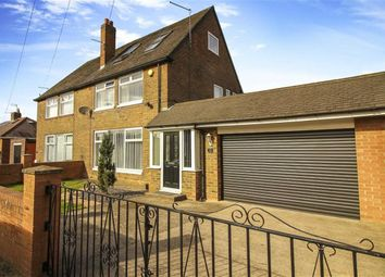 Thumbnail 4 bed semi-detached house for sale in Firtree Crescent, Forest Hall, Tyne And Wear