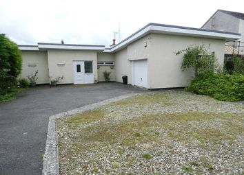 Thumbnail 4 bed detached bungalow for sale in Haven Road, Haverfordwest, Pembrokeshire