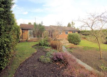 Thumbnail 3 bed detached bungalow for sale in Hook Hill Lane, Hook Heath, Woking
