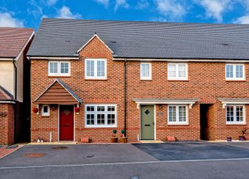 Thumbnail 3 bedroom end terrace house for sale in Forge Close, Churchbridge, Cannock