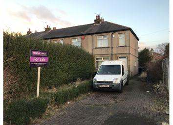 Thumbnail 3 bed semi-detached house for sale in Little Horton Lane, Bradford