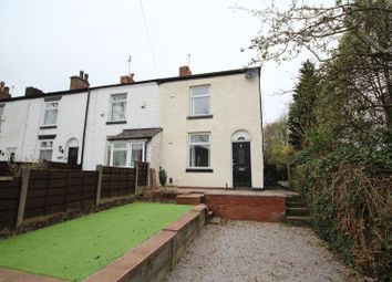 Thumbnail 2 bed end terrace house to rent in Moss Lane, Whitefield, Manchester