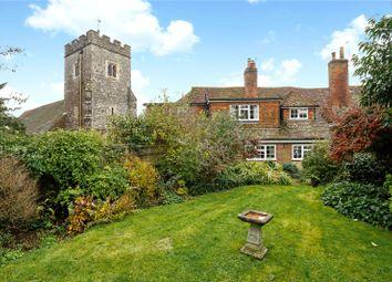 Thumbnail 3 bed terraced house for sale in Church Row, Plaxtol Lane, Plaxtol, Sevenoaks