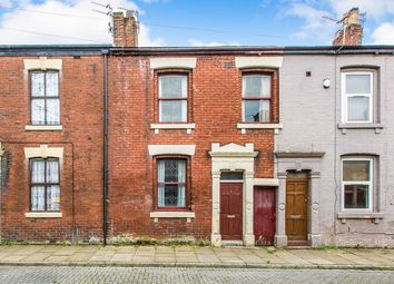 Thumbnail 2 bed terraced house for sale in Dallas Street, Preston