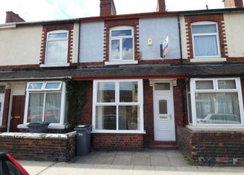 Thumbnail 1 bedroom terraced house to rent in Boughey Road, Shelton, Stoke-On-Trent