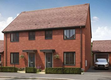 Thumbnail 3 bed semi-detached house for sale in The Gosford Plot 113, Ridgewood Place, Lewes Road, Uckfield