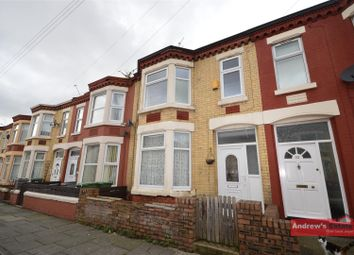 Thumbnail 3 bed terraced house for sale in Clarence Road, Wallasey