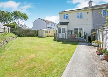 3 bed semi-detached house for sale in Mount Hawke, Truro, Cornwall TR4