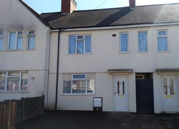 Thumbnail 3 bed terraced house for sale in Marner Road, Nuneaton, Warwickshire