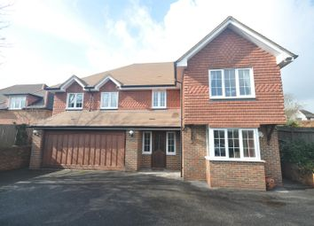 Thumbnail 5 bed detached house for sale in Albertine Close, Epsom