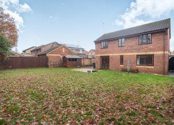 Thumbnail 4 bedroom detached house for sale in Coriander Drive, Thetford