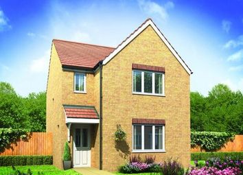 Thumbnail 3 bedroom detached house for sale in Plot 39, Hatfield, Salterns, Terrington St. Clement, King's Lynn