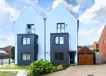 Thumbnail 5 bed semi-detached house for sale in Barclay Fold, Lawley, Telford, Shropshire.