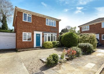 Thumbnail 4 bed detached house for sale in Challenor Close, Finchampstead, Wokingham, Berkshire