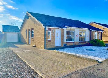 Thumbnail 2 bed semi-detached bungalow for sale in Craigearn Avenue, Kirkcaldy, Fife